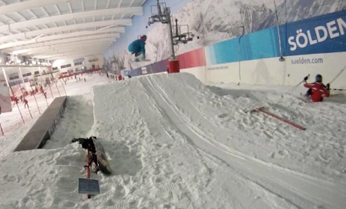 Uk Snowsports Centres Ultimate Snowsports