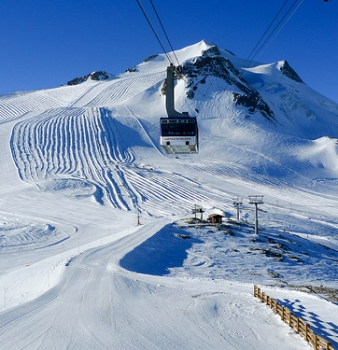 5 Reasons to ski in Tignes this summer