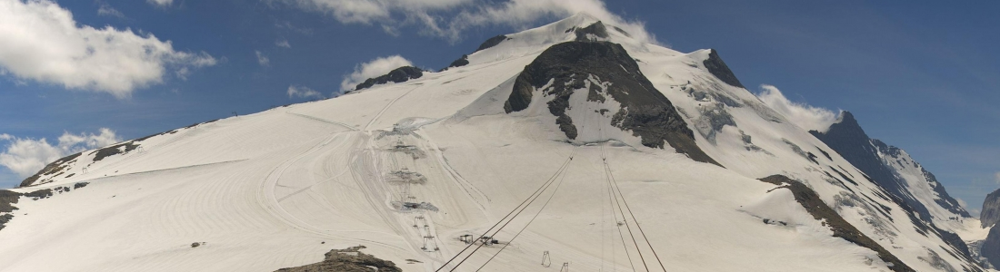 Tignes glacier opens for Summer Skiing this weekend…