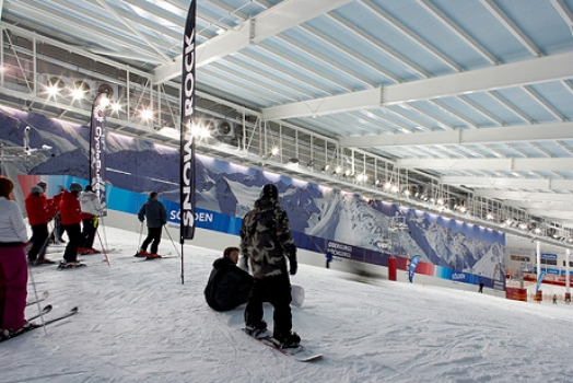 UK Snowsports Centres